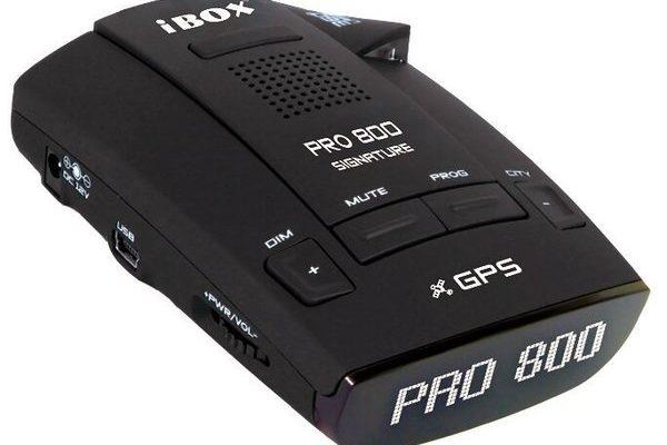 Обновление баз данных для iBox Pro 800 GPS