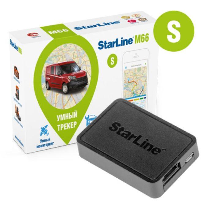 GPS-трекер StarLine М66 S