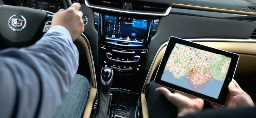 Планшет с GPS+ГЛОНАСС - что это и как выбрать
