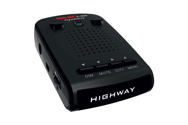 Обзор антирадара Sho-Me G-1000 Signature с GPS