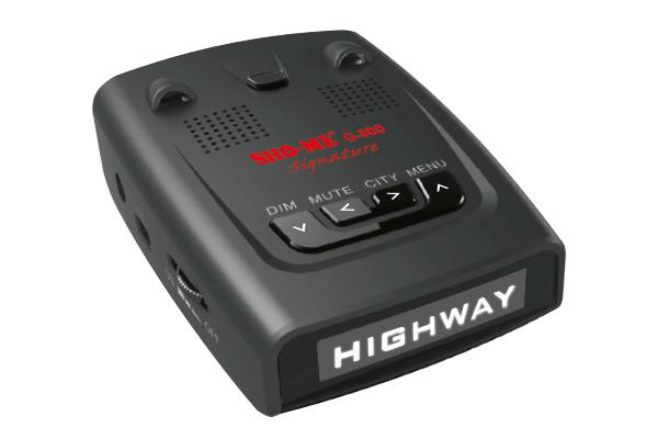 Обзор радар-детектора Sho-Me G-800 Signature с GPS-модулем