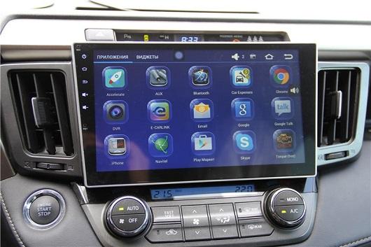 Автомобильные магнитолы 2-DIN с GPS-навигацией