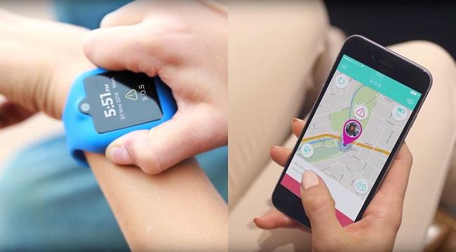 Настройка детских смарт-часов с GPS-трекером