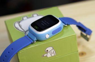 Настройка детских «умных» часов Smart Baby Watch Q90 с GPS