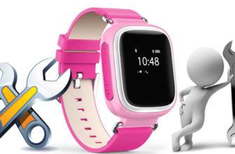Настройка «умных» детских часов Smart Baby Watch Q60 с GPS