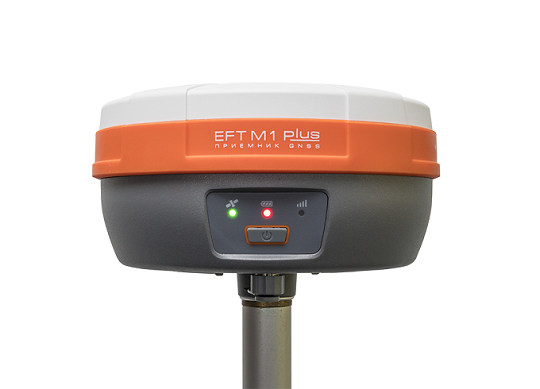 Обзор геодезического приемника EFT M1 GNSS