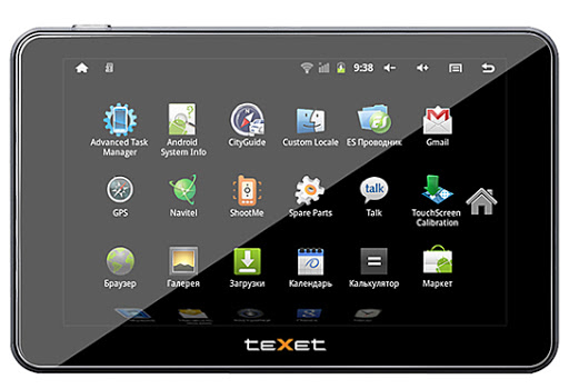 Обзор GPS-навигаторов и видеорегистраторов Texet