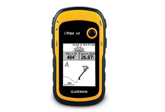 Обзор навигатора Garmin eTrex 10