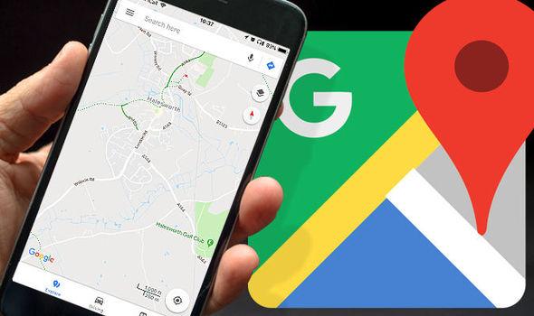 Определение местоположения телефона с «Андроид» через «Гугл»