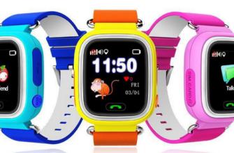 «Умные» детские часы с GPS Smart Baby Watch Q80