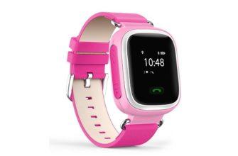 «Умные» детские часы с GPS-трекером Smart Baby Watch Q60 и Q60S