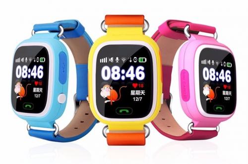 «Умные» детские часы с GPS-трекером Smart Baby Watch Q90