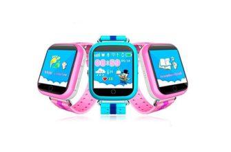 «Умные» детские часы Smart Baby Watch Q100 (Q750) с GPS