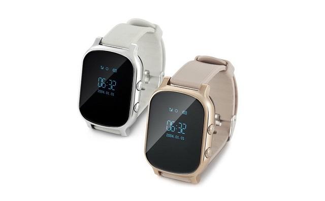 «Умные» детские часы Smart GPS Watch T58