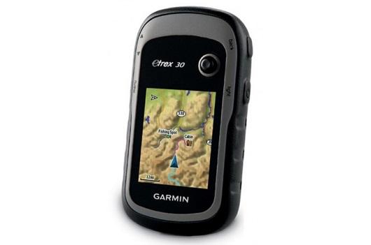Обзор навигатора Garmin eTrex 30