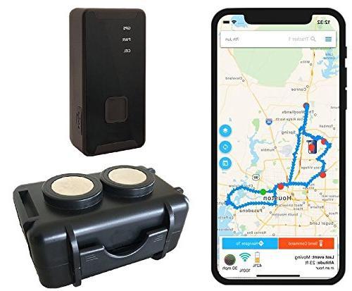 Optimus Tracker GPS