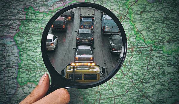 GPS-трекеры для отслеживания передвижения машины