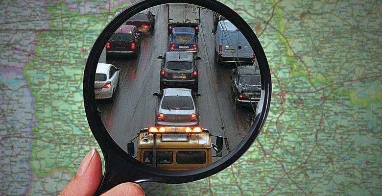 Способы и системы отслеживания передвижения автомобиля