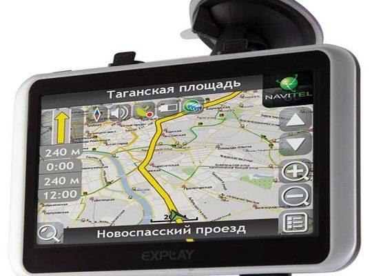 Обновление карт для навигаторов Explay