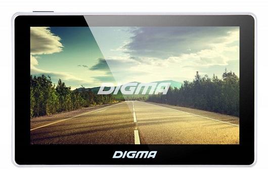 Digma: видеорегистратор FreeDrive 500 и GPS-навигатор AllDrive 500