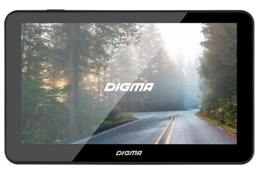 Обзор GPS-навигатора Digma AllDrive 701