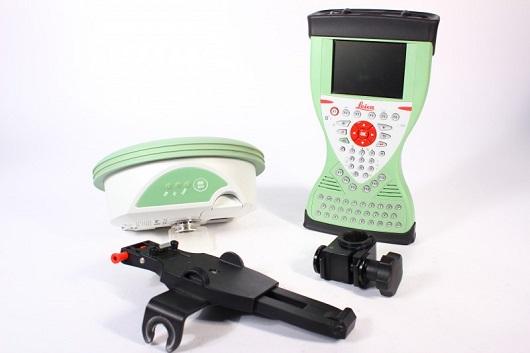 GPS/GNSS-приемники и программное обеспечение Leica