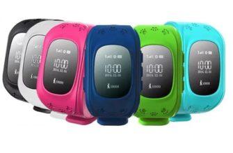 «Умные» детские часы Smart Baby Watch Q50 с GPS-трекером