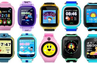 Рейтинг лучших часов для детей с GPS-трекером